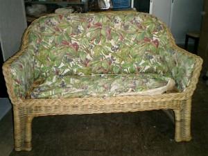 カサブランカ ソファーの張替え