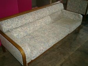 天童木工 ソファーの張替え