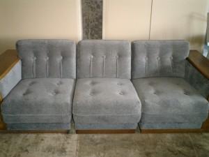 浜本工芸 ソファーの張替え