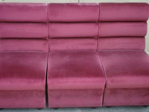 業務用椅子の張替え