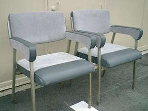 オフィス椅子の張替え