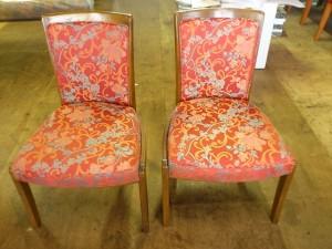 籐椅子 張替え