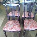 椅子 張替え後